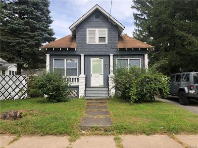 Utica Single Family Home A-Active: 196 Riverside Drive
