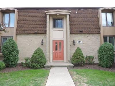 Amherst NY Condo/Townhouse Sold: $64,900