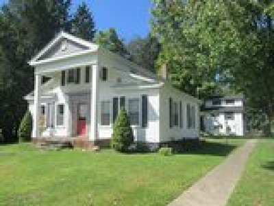 Ellicottville Single Family Home A-Active: 25 Washington Street West
