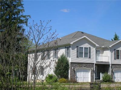 Cattaraugus County Condo/Townhouse For Sale: 6346 Nys Rte 242 E #1
