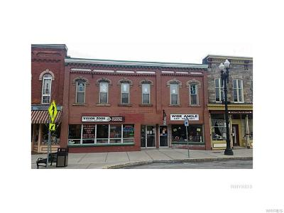 Commercial For Sale: 521-525 Main Street