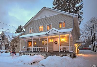 Ellicottville Single Family Home A-Active: 45 Martha Street