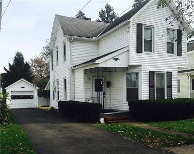 Olean, Olean-city, Olean-town Single Family Home A-Active: 115 South 10th Street South