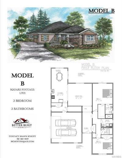 Lewiston Single Family Home A-Active: 00002 Townline Road