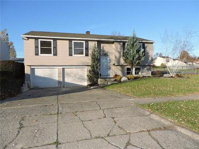 Cheektowaga NY Single Family Home Sold: $151,063