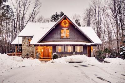 Ellicottville Single Family Home A-Active: 31 Greer Hll Road