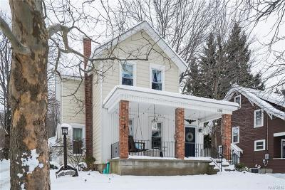 Single Family Home Sold: 130 Olean Street