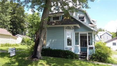 Perry Single Family Home A-Active: 12 Short Street