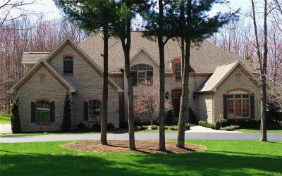Orchard Park Single Family Home A-Active: 57 Grand View Trail