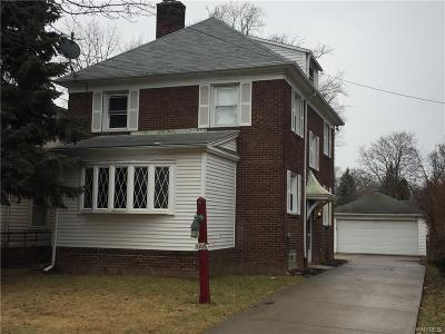 Niagara Falls Single Family Home A-Active: 3928 Washington Street