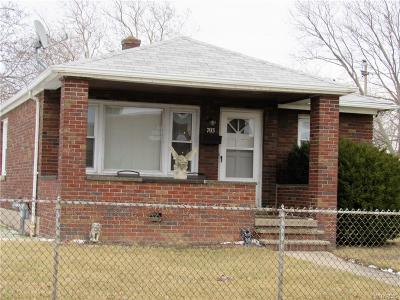 Single Family Home Sold: 703 66th Street