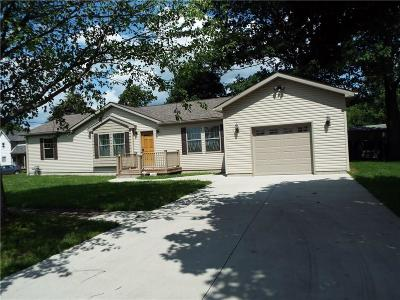 Olean, Olean-city, Olean-town Single Family Home A-Active: 1020 Connell Street West