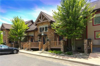 Ellicottville Condo/Townhouse A-Active: 4 Mountainview Lower