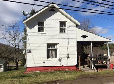 Olean, Olean-city, Olean-town Single Family Home A-Active: 824 Union Street South