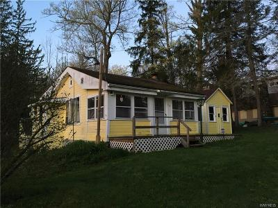 Single Family Home A-Active: 158 Lakeview Drive