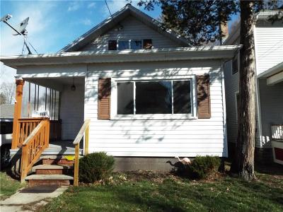 Olean, Olean-city, Olean-town Single Family Home A-Active: 708 Irving Street