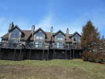 Ellicottville Condo/Townhouse A-Active: 106 Brookline Rd-The Woods