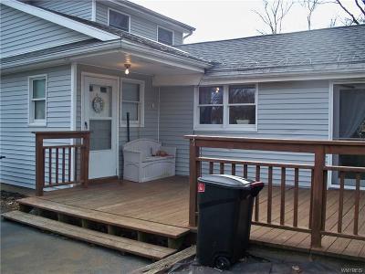 Marilla Single Family Home A-Active: 13107 Williston Road