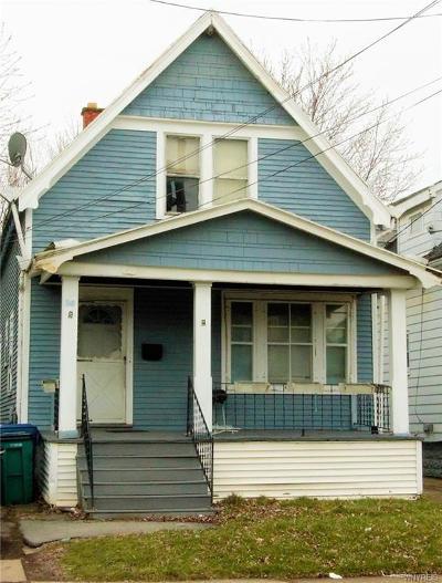 Buffalo Single Family Home A-Active: 88 Freund Street