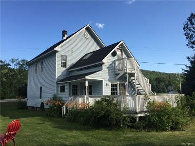 Ellicottville Single Family Home A-Active: 5312 Route 242 East