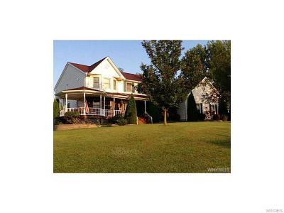 Marilla Single Family Home A-Active: 3849 Meadowvale Drive