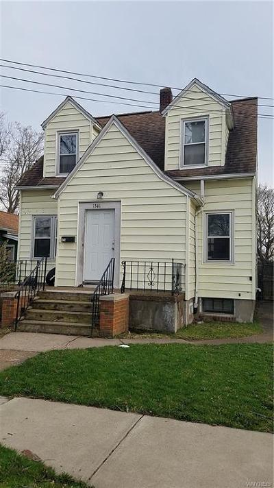 Rental Leased: 1341 Willow Avenue