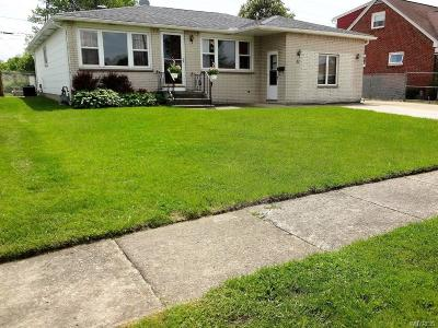 Lackawanna Single Family Home C-Continue Show: 55 Highview Circle