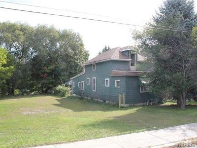 Lackawanna Single Family Home A-Active: 40 Wood Street