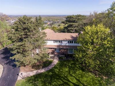 Single Family Home A-Active: 665 Mountain View Drive