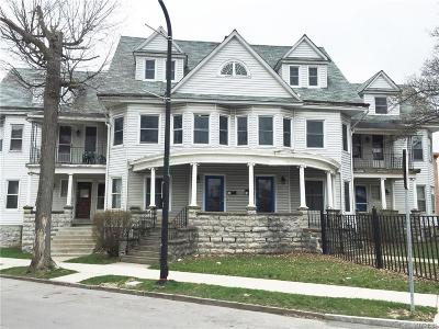 Buffalo Multi Family 5+ A-Active: 56 Glendale Place