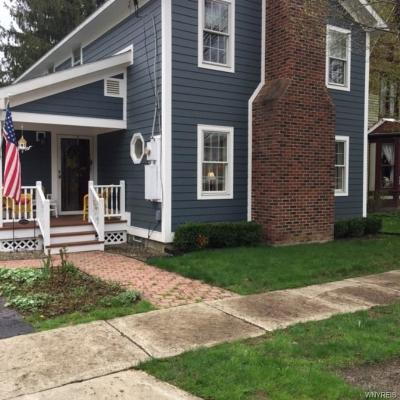 Ellicottville Single Family Home A-Active: 6 Monroe Street