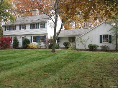 Lewiston Single Family Home A-Active: 733 Mountain View Drive