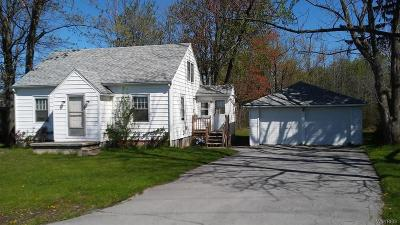 Orchard Park NY Single Family Home Sold: $105,000