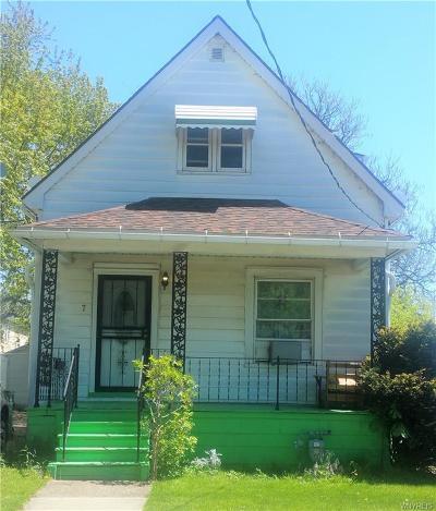 Buffalo Single Family Home A-Active: 7 Keystone Street