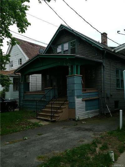 Buffalo Single Family Home A-Active: 172 Zelmer Street
