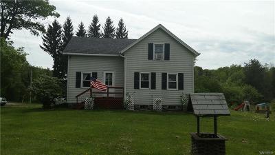 Orangeville Single Family Home A-Active: 3852 Quakertown Road