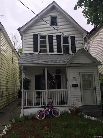 Buffalo Single Family Home A-Active: 94 Royal Avenue