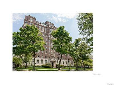 Buffalo Condo/Townhouse A-Active: 925 Delaware Avenue #10B