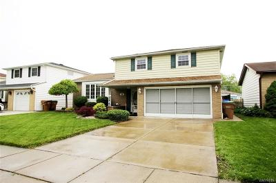 Cheektowaga NY Single Family Home P-Pending Sale: $184,888