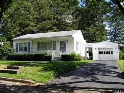 Olean, Olean-city, Olean-town Single Family Home A-Active: 602 Grandview Avenue