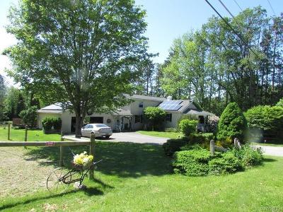 Eden Single Family Home A-Active: 9868 New Oregon Road
