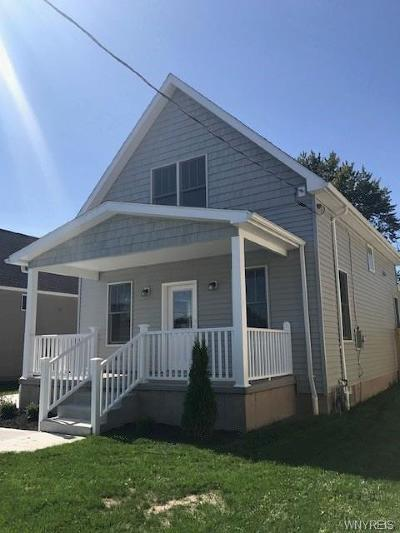 Buffalo Single Family Home U-Under Contract: 20 Randolph Avenue
