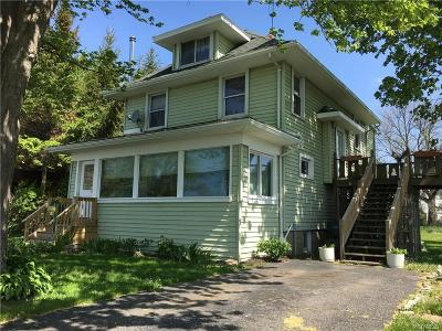 Wheatfield Single Family Home A-Active: 2533 River Road