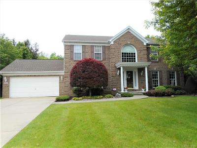Clarence Single Family Home A-Active: 8051 Highland Farms Drive