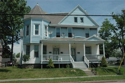 Multi Family 2-4 A-Active: 317-319 East Main Street