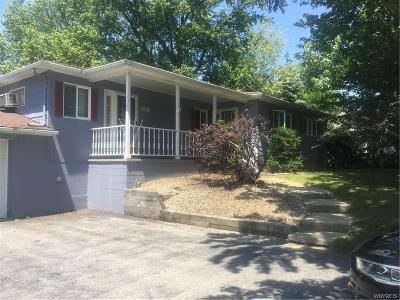Darien Single Family Home A-Active: 10638 Alleghany Road