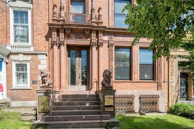 Buffalo Single Family Home A-Active: 475 Delaware Avenue