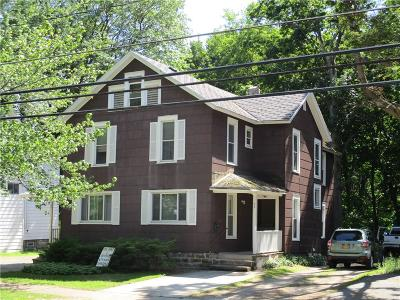 Pomfret NY Multi Family 2-4 Sold: $135,000