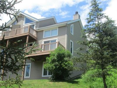 Ellicottville Condo/Townhouse A-Active: 517 Fox Ridge(Deer Crossing) Road