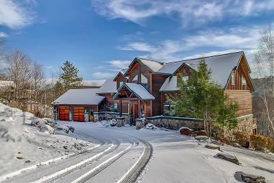 Ellicottville NY Single Family Home A-Active: $849,000
